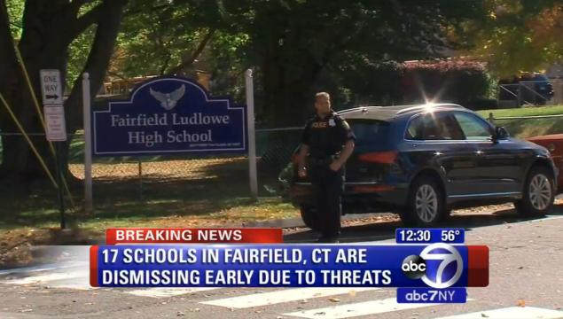 school threats in connecticut
