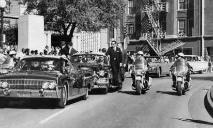 Film of JFK assassination: Woman sues for return of film