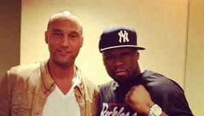50 Cent And Derek Jeter Fued Goes Online