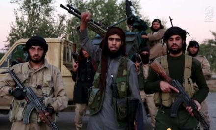 "ISIS threatens Washington, D.C. ""will strike in its center in Washington"