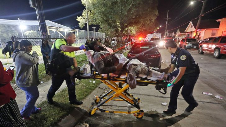 New Orleans playground shootings 1