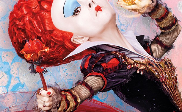 Alice Through the Looking Glass:  New Posters Revealed (PHOTOS)