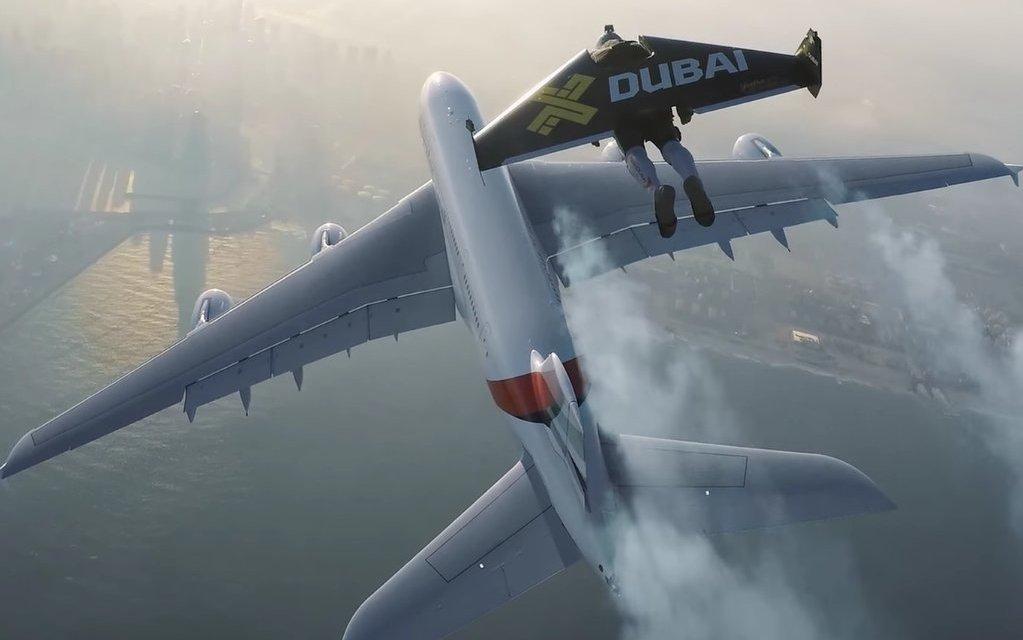 jetpacks over dubai video goes viral (VIDEO)