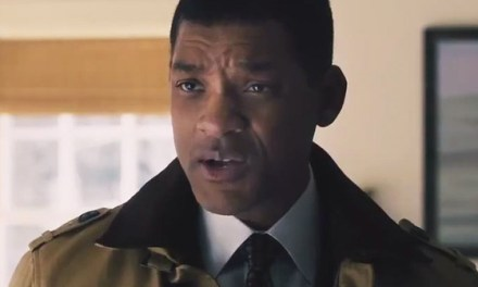 Will Smith Conflicted By 'Concussion' Role (VIDEO)