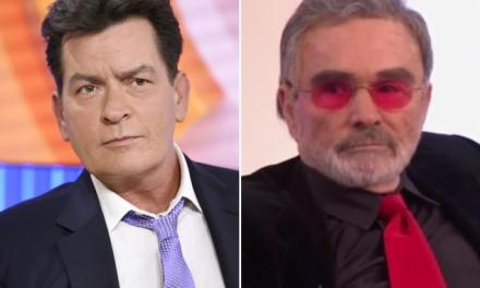 "Burt Reynolds On Charlie Sheen""s HIV:  ""I Don't Feel Bad For Him"""