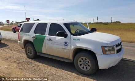 Fake Boarder Patrol SUV Found In Texas