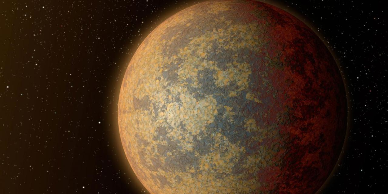 Wolf 1061c: planet is Four Times Larger Than Earth (ohoto)