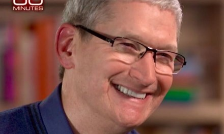 Tim Cook Interview On '60 Minutes' (VIDEO)