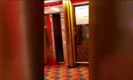 "Carnival Ecstasy Death Looked like a ""Scene of The Shining"""