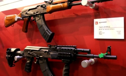 Kalashnikov in Florida:  Company To Produce AK-47 in Florida