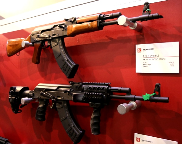 Kalashnikov in Florida:  Company To Produce AK-47 in Florida