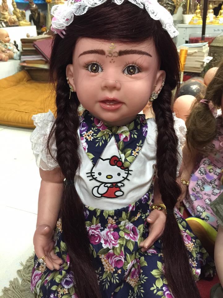Luk Thep dolls