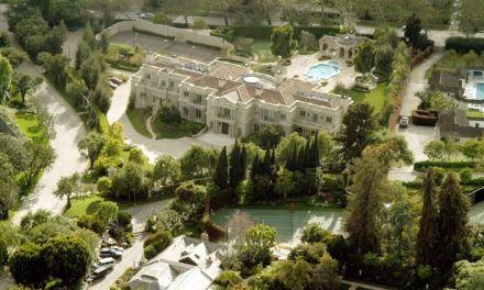 Playboy Mansion sold to next-door billionaire