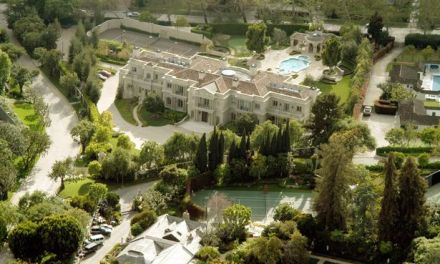 Playboy Mansion sold to next-door billionaire
