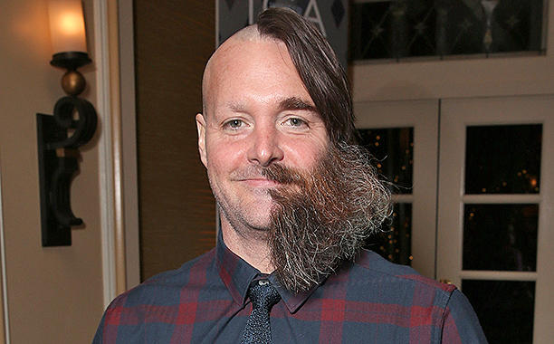 Will Forte Rocks Epic Half Beard At Party (PHOTO)