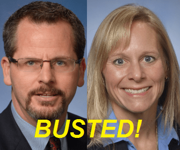 Todd Courser, Cindy Gamrat Wukhk Face Felony Charges following scandal (PHOTO)