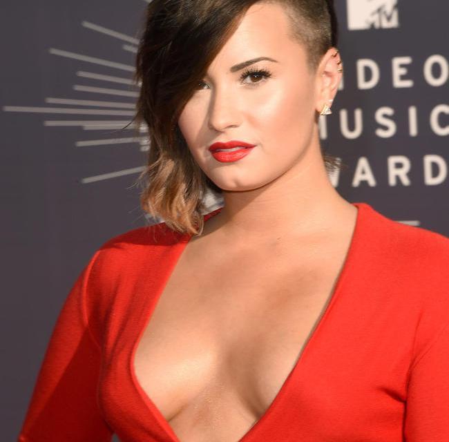 Demi Lovato No-Makeup Gym Selfie Goes Viral (PHOTO)