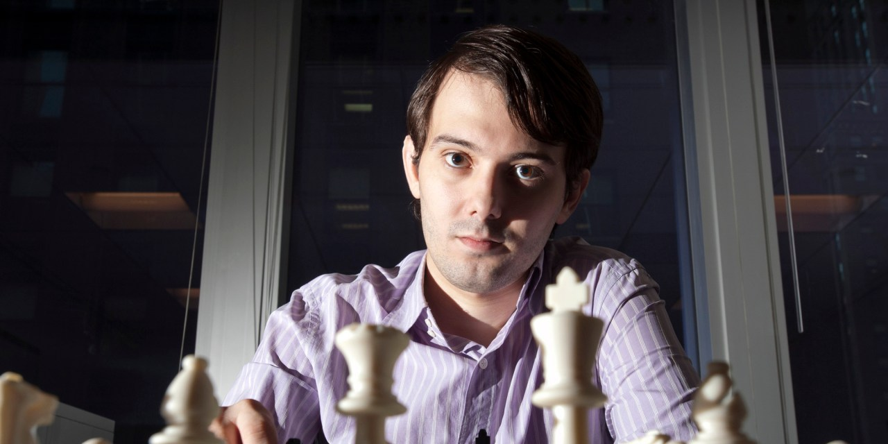 Martin Shkreli On Being A Villain