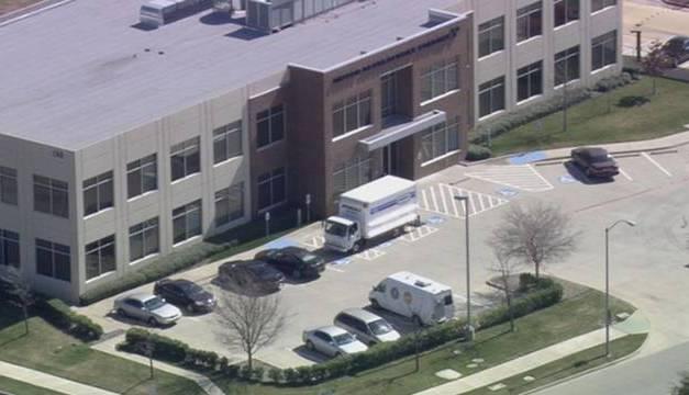 fbi raid grapevine office in suspected Ponzi Scheme Investigation