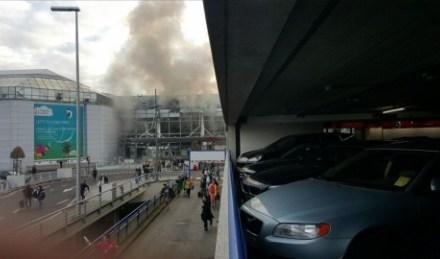 Brussels Terror Attacks Airport Explosions Kill 31