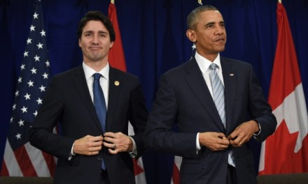 Justin Trudeau White House Visit Kicks Off
