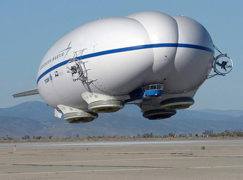 Lockheed Martin hybrid airship nab $480M Deal