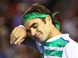 Roger Federer injury:  Tennis Star hurt knee during bath time with his daughter