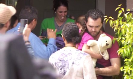 Tribal Custody Battle:  Girl Removed From Foster Home
