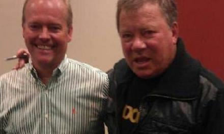 William Shatner:  William Shatner hit with $170 million paternity suit UPDATE