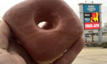 indiana four sided doughnuts Feud