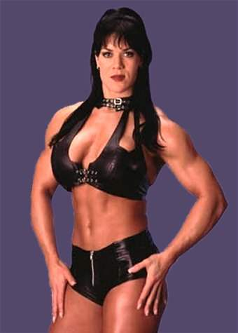Chyna wrestler
