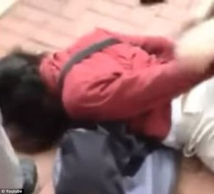 Officer body slams girl: Incident Caught On Video