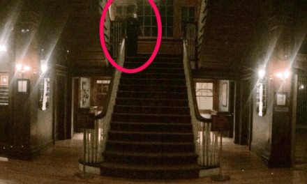 The Shining hotel:  Tourist Captures Image Of Ghost (PHOTO)