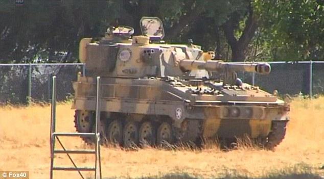 Jelly Belly sued after man crushed by WWII Tank