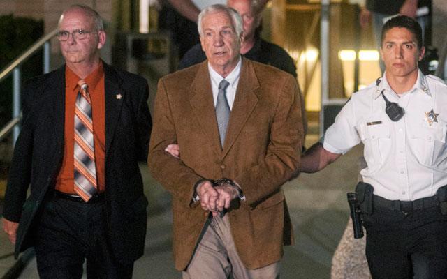 Jerry Sandusky granted appeal