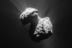 Rosetta spacecraft discovers essential building blocks to life