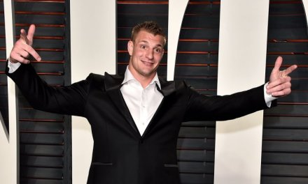Rob Gronkowski To Host Nickelodeon TV Show:  Reports