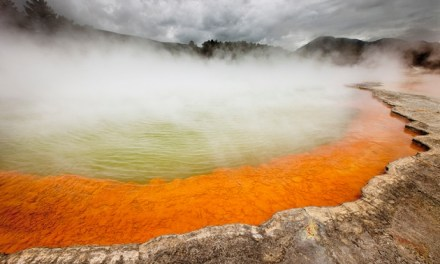 Zombie volcano Brewing beneath New Zealand Discovered