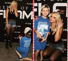 miranda lambert six year old proposes on stage