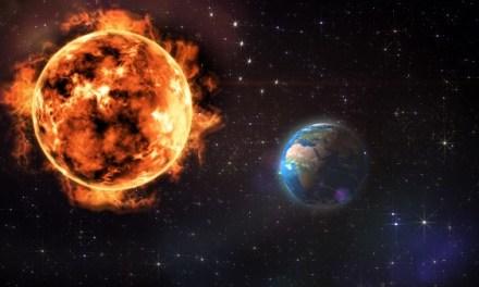 Shifting Earth axis