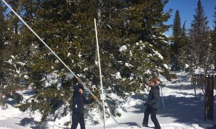 Sierra Nevada Snowpack Is Too Deep To Measure This Year