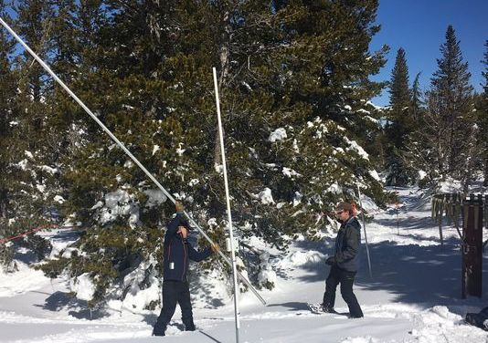 Sierra Nevada Snowpack Is Too Deep To Measure This Year