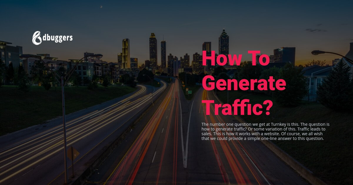how to generate traffic, dbuggers