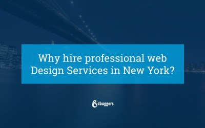 Why hire professional web design services in New York?