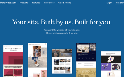 Automattic launches Website Building Service