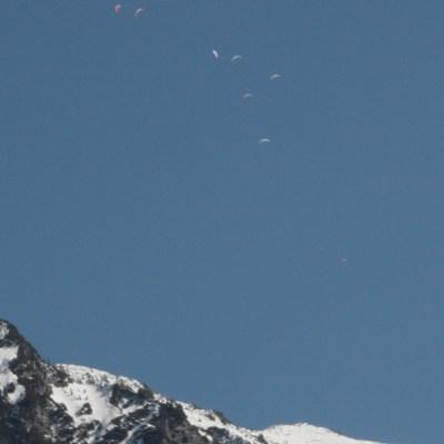 Flugtag am Nebelhorn