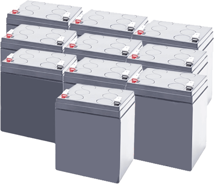 uninterruptible power supply battery replacement image