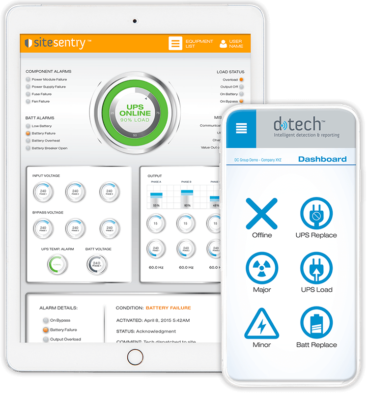 critical power supply software