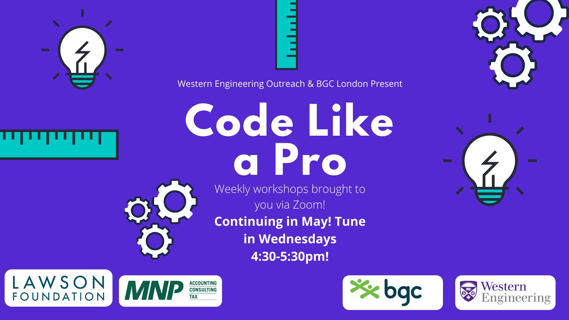 Code Like A Pro