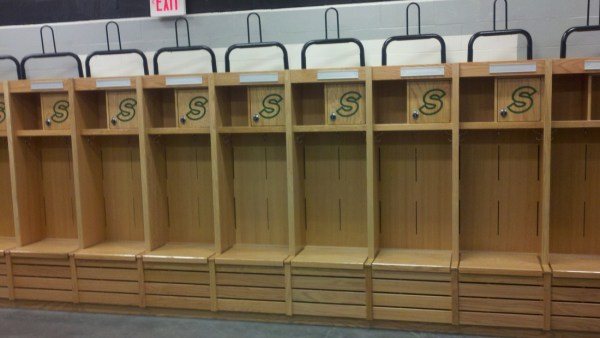 Locker Room Accessories & Furniture